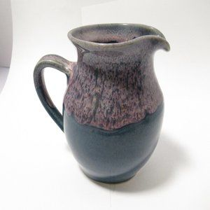Old Fort pottery pitcher